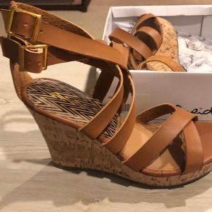 New wedges Size 8 1/2